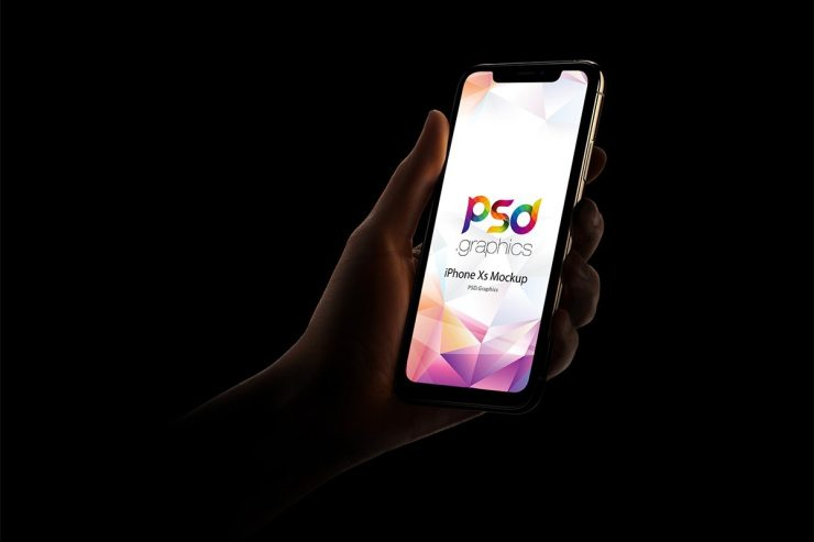 Top 8 Free Iphone Xs-Xr PSD Mockup for 2018-2019