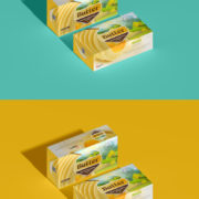 Butter Packaging Free PSD Mockup