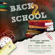 Back 2 School Free Instagram Post PSD Template